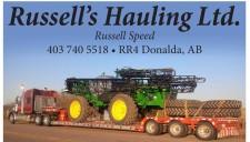 Russell Speed 403 740 5518