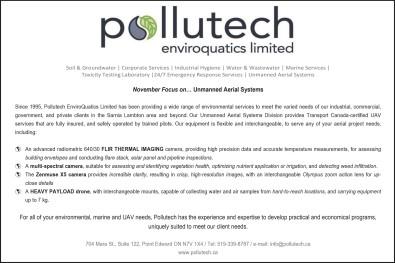 Pollutech Providing a wide range of environmental services