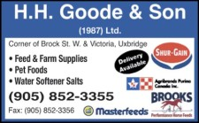H.H. Goode & Son Feed and Farm Supplies