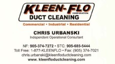 DUCT CLEANING Commercial - Industrial - Residential