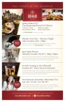 FALL EVENTS AT THE IDLEWYLD INN & SPA