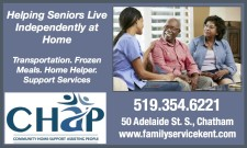 Helping Seniors Live Independently at Home