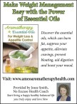 Make Weight Management Easy with the Power of Essential Oils