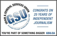 CONGRATS ON 25 YEARS OF INDEPENDENT JOURNALISM