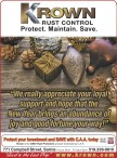 KROWN RUST CONTROL Protect. Maintain. Save.