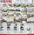 REMAX: FOR ALL YOUR REAL ESTATE NEEDS!!!
