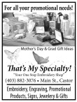 Mother's Day & Grad Gift Ideas