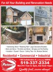 For All Your Building and Renovation Needs