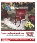 Seasons Greetings from DESKS PLUS OFFICE FURNITURE