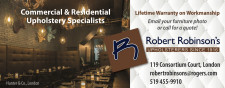 Commercial & Residential Upholstery Specialists