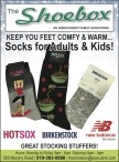 KEEP YOUR FEET COMFY & WARM... Socks for Adults & Kids!