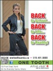 BACK to School... BACK to Life... BACK to Reality!