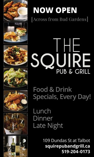 Food & Drink Specials, Every Day!