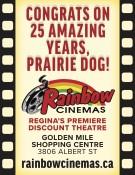 CONGRATS ON 25 AMAZING YEARS, PRAIRIE DOG!