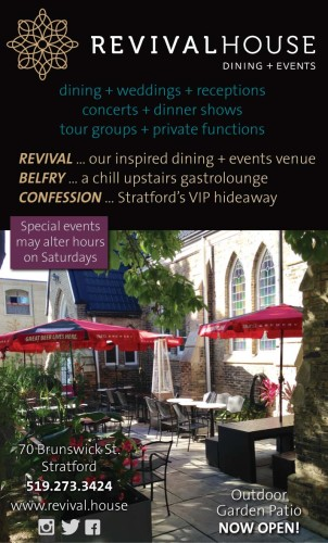 REVIVAL... our inspired dining + events venue
