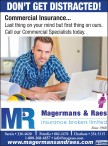 Commercial Insurance... Last thing on your mind but first thing on ours.
