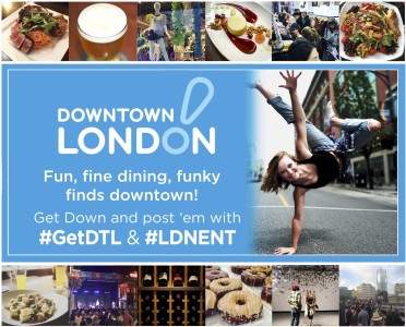 Fun, Fine Dining, Funky Finds Downtown!
