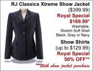 RJ Classics Xtreme Show Jacket