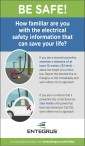 How familiar are you with the electrical safety information that can save your life?