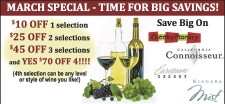 Save Big at Oriole Winery