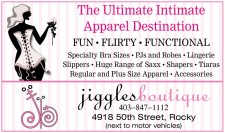 The Ultimate Intimate Apparel Destination