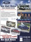 Ron Clark Motors  15 money-saving minutes from Sarnia