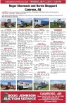UNRESERVED FARM AUCTION THURSDAY, JULY 13, 2017