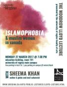 ISLAMOPHOBIA & muslim women in canada