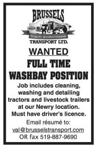 Brussels Transport Wants Washbay