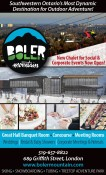 New Chalet for Social & Corporate Events Now Open at Boler Mountain