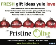 FRESH Gift Ideas Yule Love at The Pristine Olive