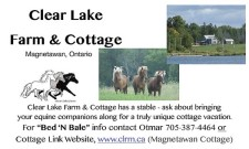 Clear Lake Farm & Cottage