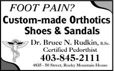 Custom-made Orthotics Shoes & Sandals
