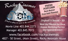 Rocky Cinemas Proud to play our part in the community