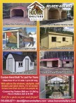 HOOVER SHELTERS   DELIVERY AVAILABLE