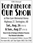 10th Annual TORRINGTON GUN SHOW