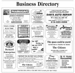 North Huron Business Directory