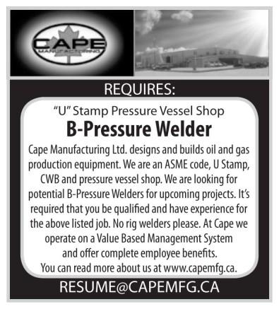 B-Pressure Welder