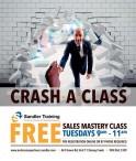 CRASH A CLASS