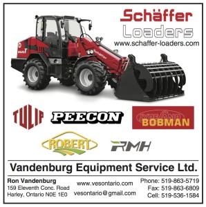 Vandenburg Equipment Service