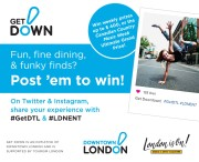 Fun, fine dining, & funky finds?  Post 'em to win!
