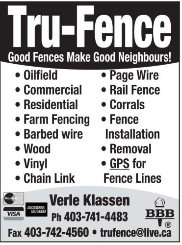 Good Fences Make Good Neighbours!