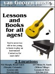 Lessons and Books for all ages!