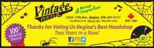 Vintage Vinyl Voted as Regina's Best Headshop