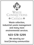 Waste collection, industrial waste management and many more environmental services.