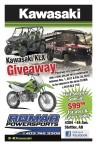 Kawasaki KLX Giveaway