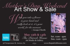 Mother's Day Weekend Art Show & Sale