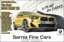 Introducing the... The New 2018 BMW X2
