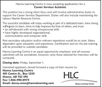 Career Services Assistant