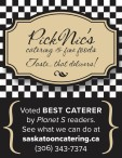 Voted BEST CATERER by Planet S readers